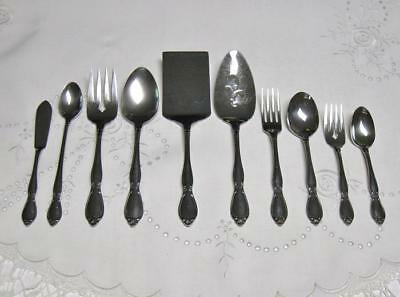YOUR CHOICE! Oneida Stainless Steel CHATELAINE Flatware Silverware