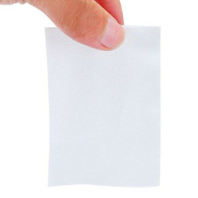 100 Sheets Wipes Face Facial Tissue Cleansing Makeup Remover Cosmetic Cotton Pad