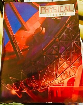 PHYSICAL SCIENCE BJU 4th Ed Student Text 8-9 Grade