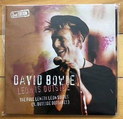 David Bowie - Leon is Outside - CD
