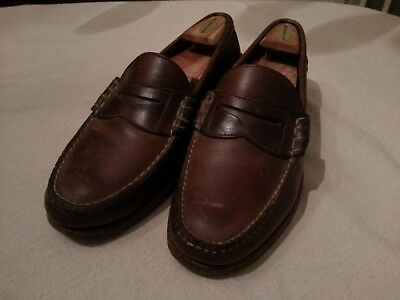 80e63f853a1 RANCOURT BEEFROLL PENNY Loafers Brown Chromexcel (6.5D US) -  60.00 ...