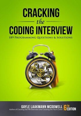 Cracking the Coding Interview_ 189 Programming Questions