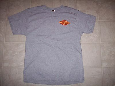 Li'l Red Express T Shirt Grey  L, XL, 2XL