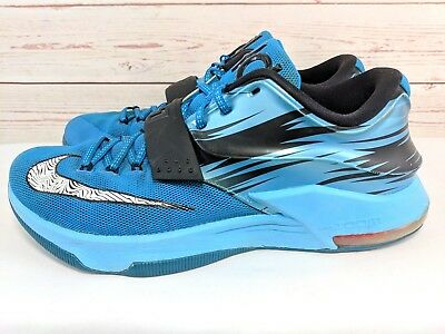 low priced 4bae4 750e6 Nike Kevin Durant KD VII 7 Clearwater Men s Basketball Shoes 653996-414  Size 11