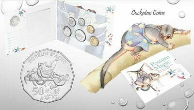 2019 Uncirculated Possum Magic Baby Mint Set with Special 50c Coin + Token