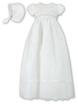 Sarah Louise Christening Gown 001060