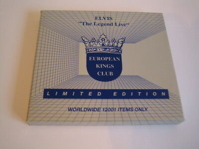 Elvis Presley - The Legend Live Vol. VII (Limited Edition European Kings Club)