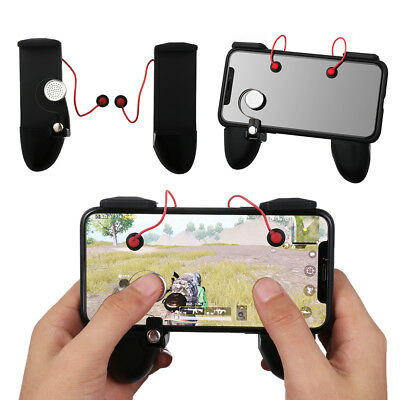 Button Cellphone Game Controller PUBG Mobile Shooting Trigger Phone Gamepad