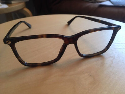 484e3aac9b4 AUTHENTIC NEW GUCCI Glasses Frame GG 1005 086 140 RRP £180 SOLD OUT ...