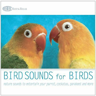 SOUNDS OF THE Deep Forest: Forest Sounds CD , Bird Sounds for Birds
