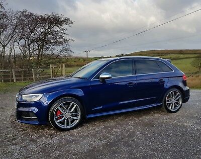 2017 17 Audi S3 Sportback 2.0 Tfsi Quattro S Tronic 310Ps Sold Sold ~ May Px