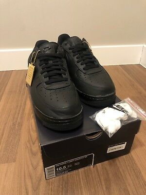 outlet store ae7e0 0a169 2018 NIKE AIR Force 1 CMFT Equality mens 10.5 Low BHM Black History Month  mlk