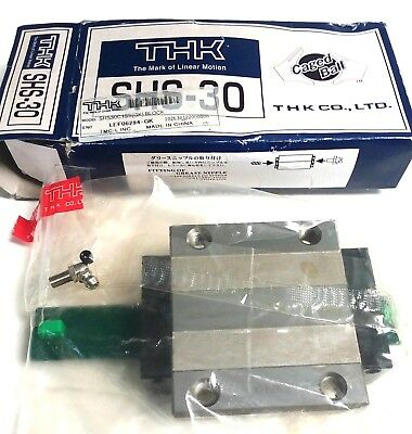 THK SHS30C1SS(GK) Linear Guide Standard Ball Carriage Flanged Block SHS-30C
