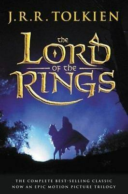 J.R.R. Tolkien - The Lord of the Rings - 2001 1st thus US One Volume Film Ed, NF