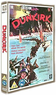 Dunkirk (1958)   (DVD)    New & Sealed  Attenborough  Mills