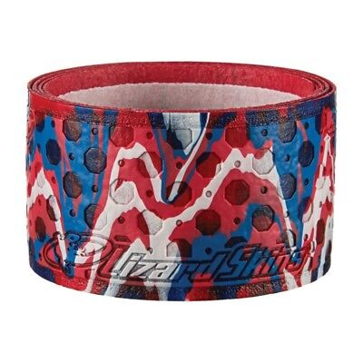 (Patriot Camo) - Lizard Skins 0.5mm Camo Lacrosse Grip. Delivery is Free