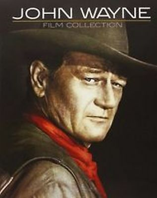 John Wayne Film Collection Blu-Ray 7-Disc Box Set NEW factory sealed