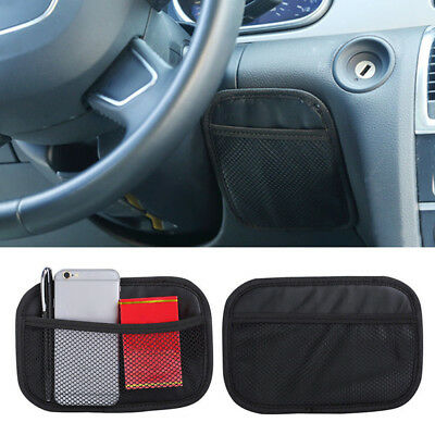 Car Auto Back Rear Trunk Seat Elastic String Net Mesh Storage Bag Pocket Cages
