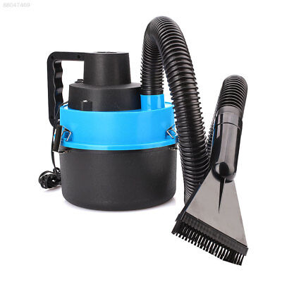 8FA0 12V Wet Dry Vacuum  Cleaner Inflator Portable Turbo Held for Car or Shop