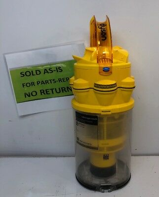 Dyson DC14 All Floors Dirt Dust Bin Replacement Part Yellow Vacuum Canister