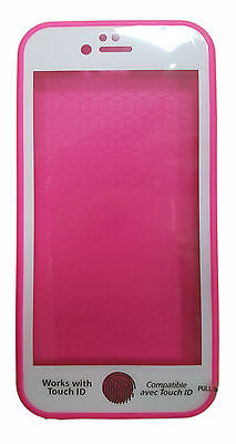 Cover Iphone 6 6S impermeabile anti urto e sabbia waterproof rosa