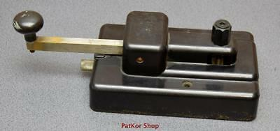 VINTAGE - telegraph KEY GREAT NORTHERN  /A 0269