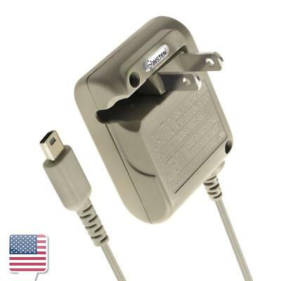 Small & Lightweight Travel Charger AC Power Adapter for Nintendo DS Lite NDSL US