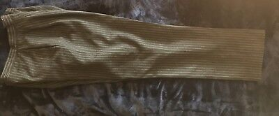 Vintage Striped Morning Trousers 38/ 40
