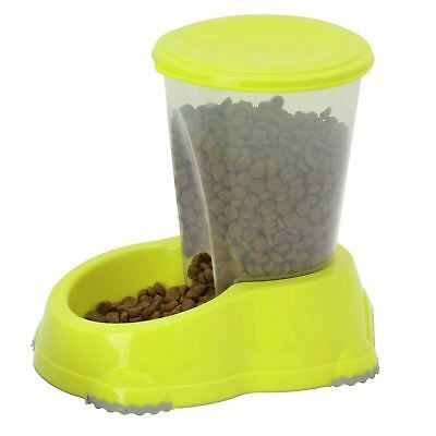 Automatic Pet Dog Cat Feeder Food Bowl Auto Holiday Dispenser 3 L Snacker