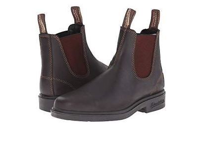 BLUNDSTONE 500 stout brown classic leather dealer boot size 4-13 UK