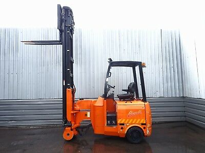 Bendi B318. 2014 Battery. Used Electric Forklift Truck. (#2082)