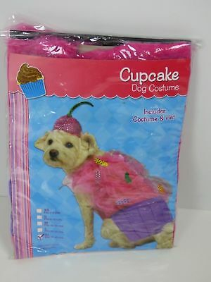 Dog Halloween Costume Rasta Imposta Cupcake  XL XLarge NEW   *NEXT DAY DELIVERY*