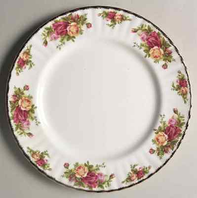 Dinner Plate Old Country Roses China by Royal Albert - NEW