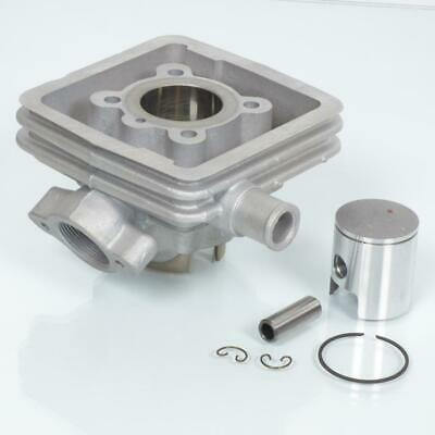 Kit cylindre piston aluminium liquide H2O mobylette Peugeot 103 SPX Neuf cyclo