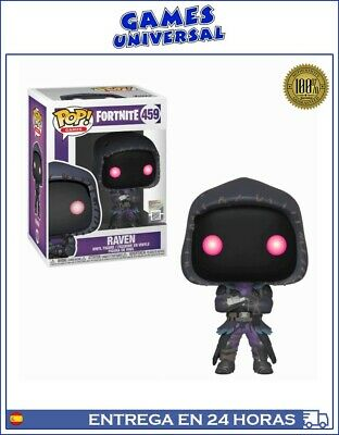 Funko Pop Fortnite Raven