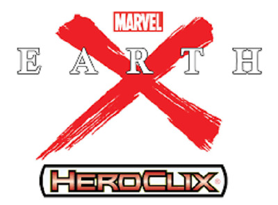 NEW Marvel Heroclix Earth X COMPLETE CURSR SET 60 Figures w/Equipment