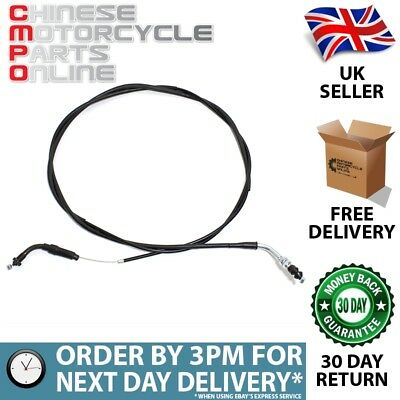 Scooter Throttle Cable 2260mm for ZN125T-K ZN125T-E (THRTTL078)