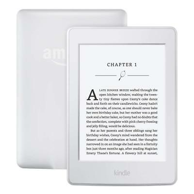 """Kindle Paperwhite E-reader 6"""" High-Resolution 300 ppi Built-in Light Wi-Fi White"""