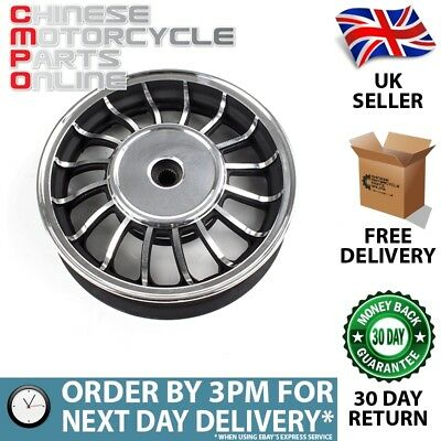 Rear Wheel 10x2.50 (Drum Brake) for FT50QT-27,FT125T-27 (SRW168)