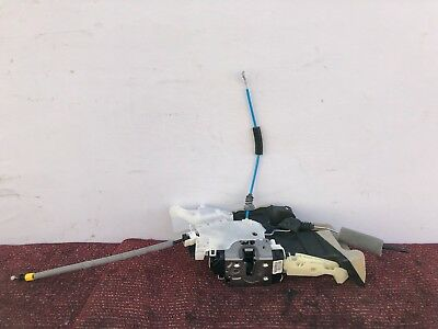MERCEDES OEM 10-11 E350 Front Door-Lock Actuator Motor