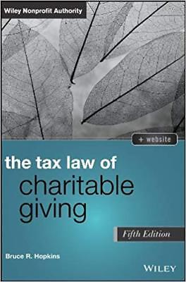 [PDF] The Tax Law of Charitable Giving 5th Edition by Bruce R Hopkins