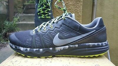 new product 6e998 c7453 Nike Dual Fusion Trail 2 Men Trail Running Shoes 819146 001 US 12