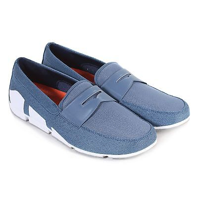 896bd687d50 SWIMS BREEZE PENNY Loafer Navy Driving Moccasin Loafer Men s sizes 7 ...