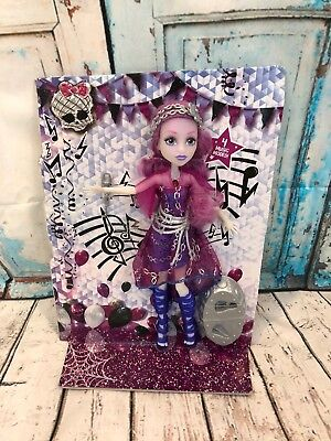 Monster High ARI HAUNTINGTON Doll Set Singing Popstar NEW W/O Plastic Package