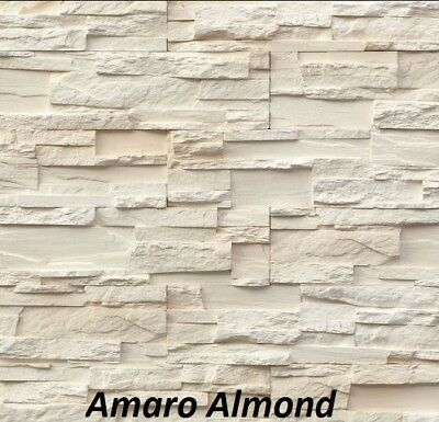 SAMPLE of your choice - Stacked Stone Panels, Split Face Stone Panels - Interior