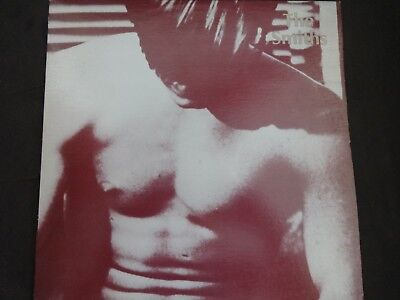"""The Smiths """"Self-titled"""" Original LP. 1st pressing w/inner-sleeve. VERY RARE !"""
