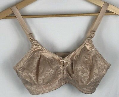 692c5ed7a0 NEW BALI NATURAL Shape Bra Full Coverage  DFB372 Wire Free Beige ...