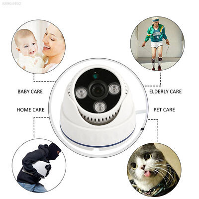 7FC2 720P IR Security Camera Monitor Night Vision Home Multifunctional HD DVR