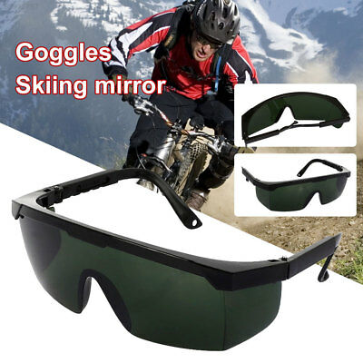 D6D4 Adjustable 1.4mm Goggles Anti-Iron Scrap Dust-Proof Shockproof Durable