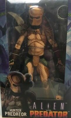 "Alien vs. Predator HUNTER PREDATOR 7"" Scale Action Figure NECA VHTF! Brand New!!"